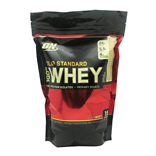 Optimum Nutrition Gold Standard 100% Whey Vanilla Ice Cream  #nutrition #healthy #healthybyhabit #vitamins