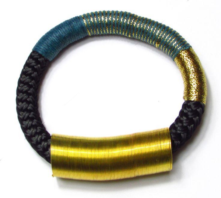 PICHULIK Slinky bracelet unique African statement jewellery - Modern Tradition…