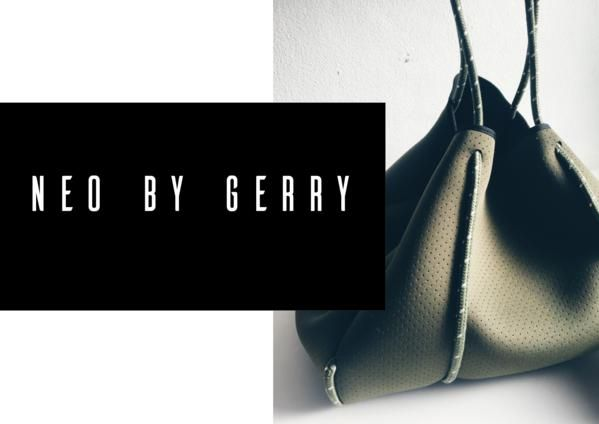 NEO BY GERRY: NEOPRENE GORGEOUS KHAKI ISLAND JAI CARRY ALL BAG... NEW TO GERRYCANACTIVE.COM   SHOP NOW + PAY LATER WITH AFTER PAY. BECAUSE THESE BAGS WERE DESIGNED FOR HEAVY USE AND ENJOYMENT!
