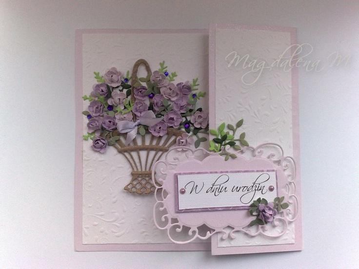 Urodzinowa / Birthday Card
