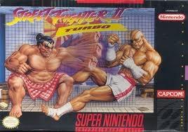Street Fighter 2 Turbo snes rom download