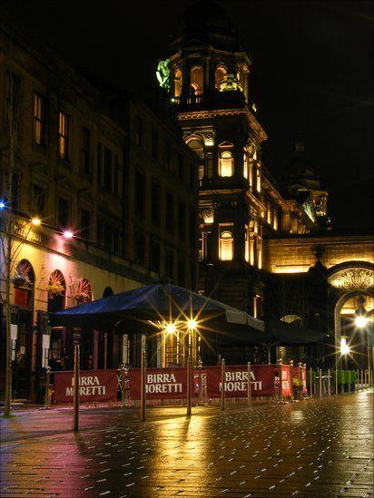 Glasgow city centre.  #glasgow2014 #glasgow #scotland www.glasgow2014.com