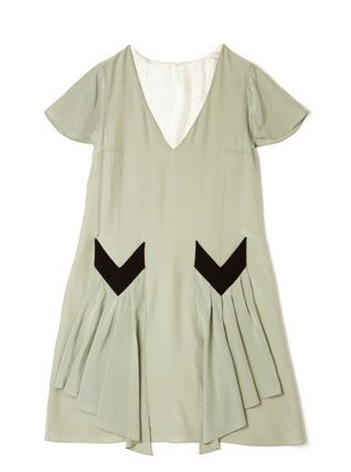 Dona Monroe Deco Pocket Dress