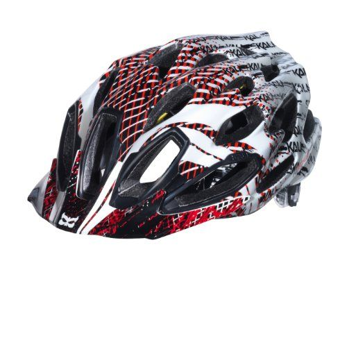 Kali Protectives Maraka XC Helmet Gonzo Red MediumLarge *** Learn more by visiting the image link.