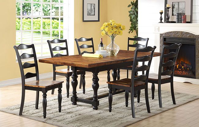 Winners Only Weston Dining Collection  Winners Only  Pinterest Pleasing Old Fashioned Dining Room Sets 2018