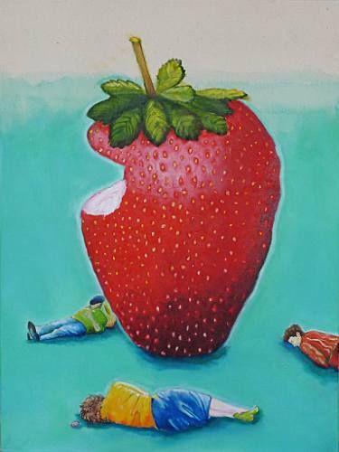 Strawberry' s Seducement