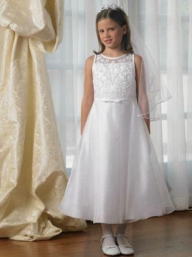 vestidos de comunion cortos - Buscar con Google