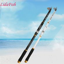 2017 New FRP  2.1M 2.4M 2.7M 3.0M 3.6MPortable Telescopic Fishing Rod Spinning Fish Hand Fishing Tackle Sea Rod Ocean rod  $US $30.20 & FREE Shipping //   http://fishinglobby.com/2017-new-frp-2-1m-2-4m-2-7m-3-0m-3-6mportable-telescopic-fishing-rod-spinning-fish-hand-fishing-tackle-sea-rod-ocean-rod/    #fishingrods