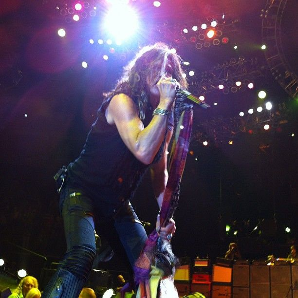 Target Center Prompts Aerosmith