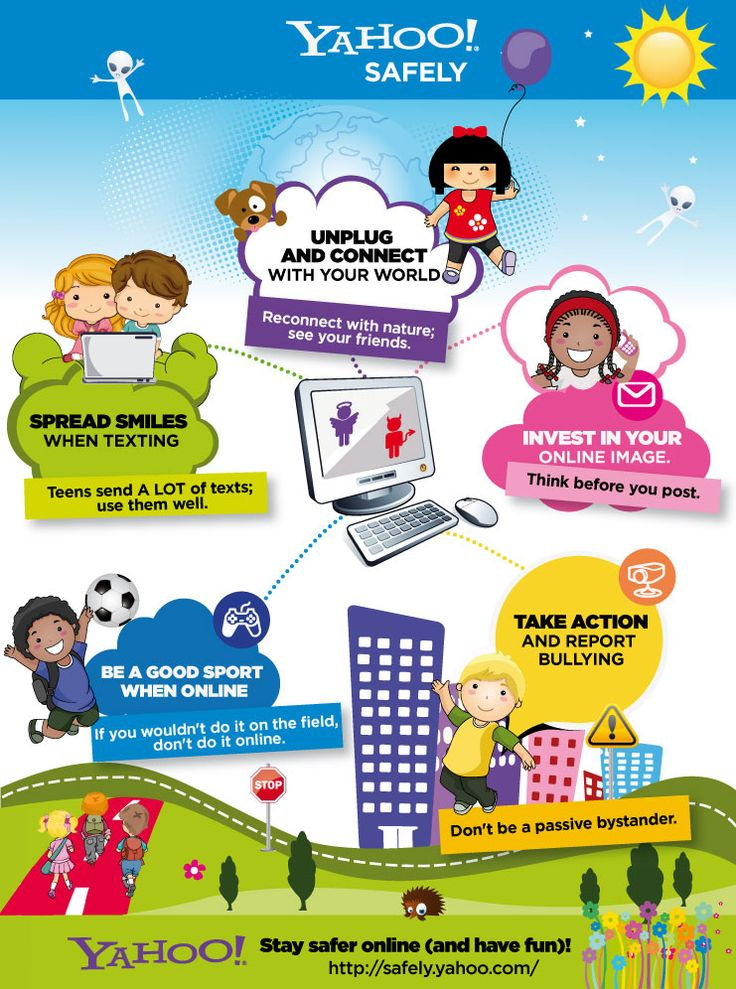 internet safety and young children Top internet safety tips on how to keep children safe find out more about the benefits and risks of the internet for children and young people by following this.