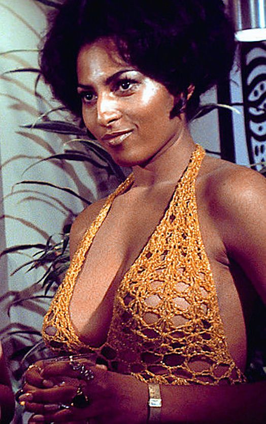 Any more Pam grier sexy red absolutely not