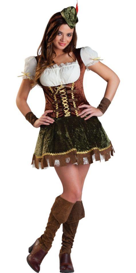 Halloween Costume Ideas For Teen Girls