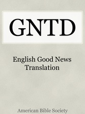 The GNTCE (also known as Today's English Version or Good News Bible) with Deuterocanonicals/Apocrypha was one of the first meaning-based (or functional equivalent) translations of the Bible into English. It was originally published in 1976, then it was revised in 1992. The GNT presents the message of the Bible in a level of English that is common to most of the English-speaking world. The GNTCE is still used widely in youth Bible study groups and in less formal worship services.