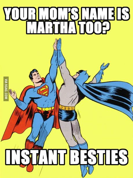 Best/worst/most WTF moment of Batman v Superman