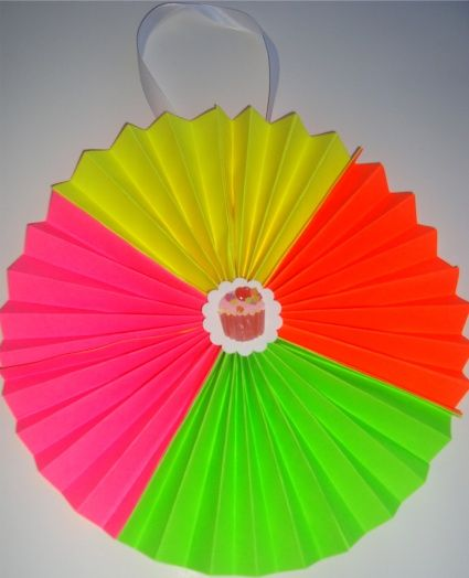 Hanging Neon Party Decor