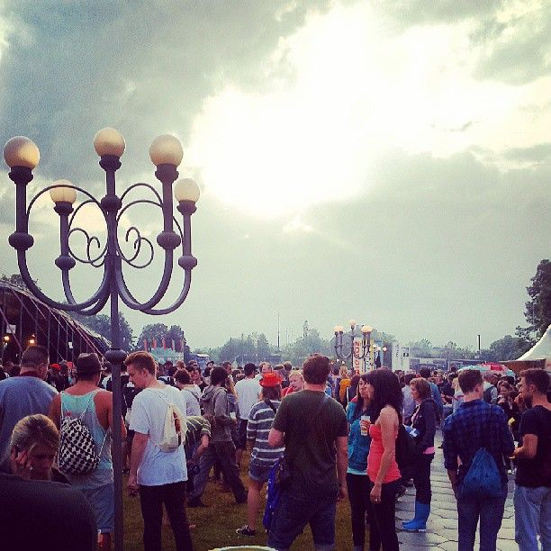 .@Caroline Lucci | #gurtenfestival #bern