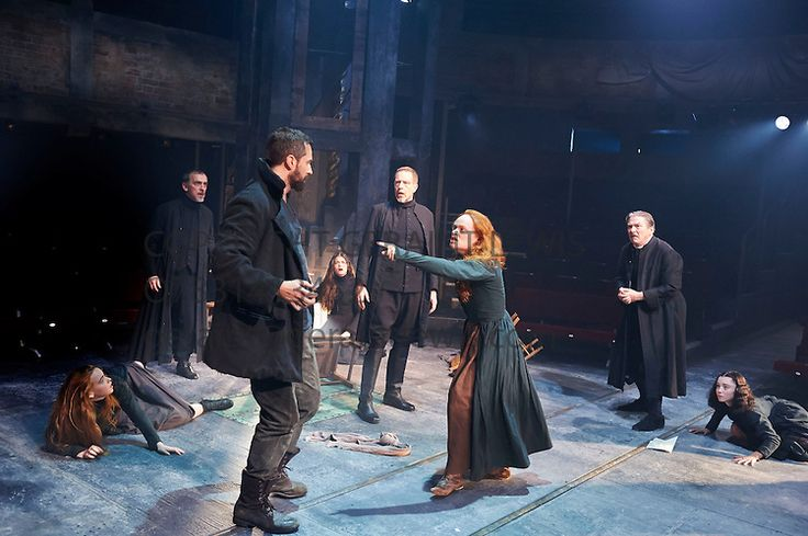 the stand of john proctor in the crucible by arthur miller The crucible - act iv / three months later john proctor is not isaac ward that drank his family to ruin (to danforth) let rebecca stand upon the gibbet and send up some righteous prayer arthur miller the crucible - act iv.