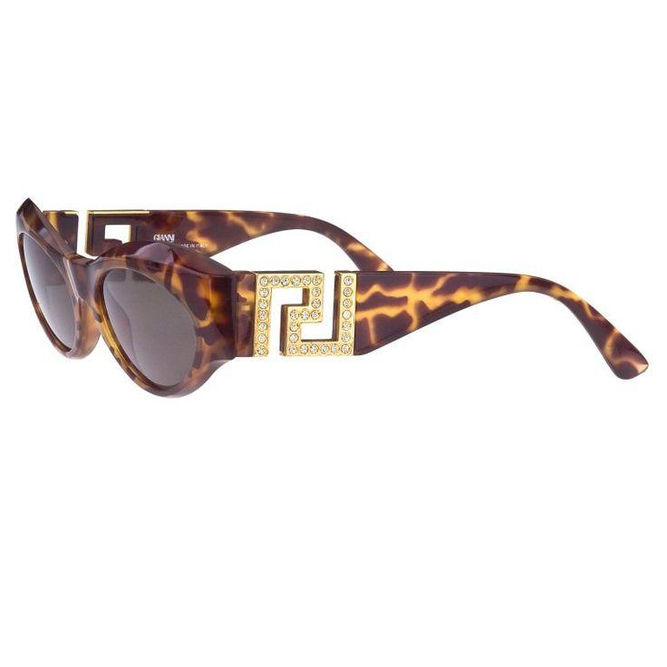 Gianni Versace Sunglasses Mod T74/C Col 869 Rh 1990
