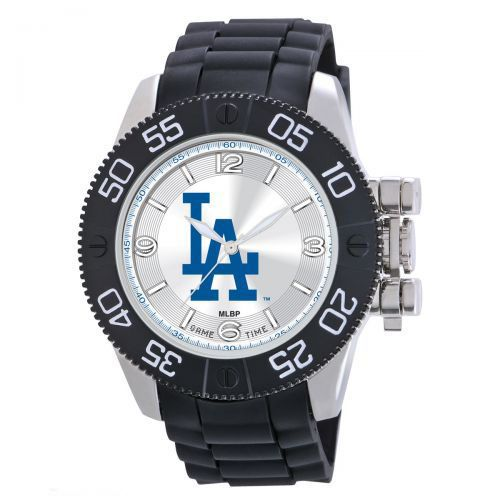 Officially Licensed Men's Los Angeles Dodgers Logo Watch