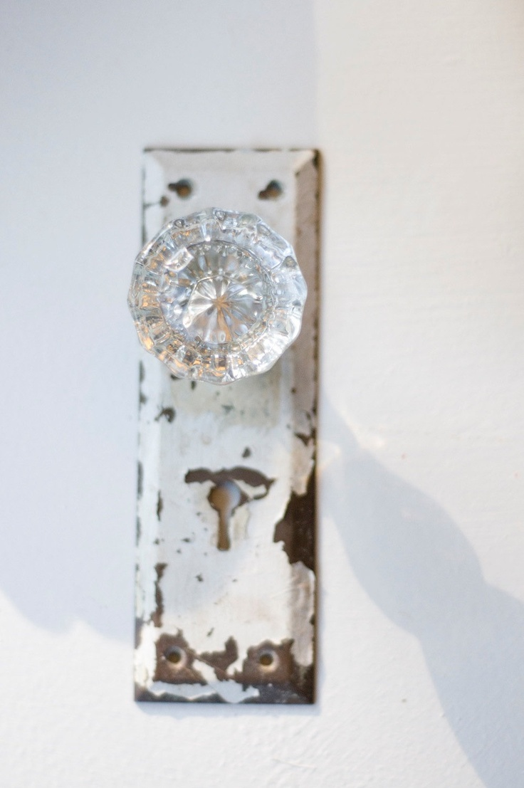 Crystal door knobs on french doors - Vintage Crystal Door Handles For The Bedroom French Doors