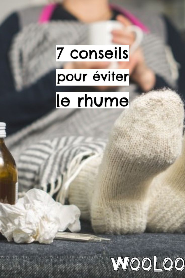 On N'a Ou On A : Conseils, éviter, Rhume, Grippe, Cette, Saison, Wooloo, Health