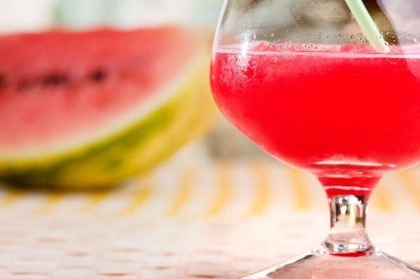 Watermelon vodka Slush | Fun Drinks | Pinterest