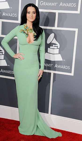 US: Katy Perry, Grammy Awards 2013