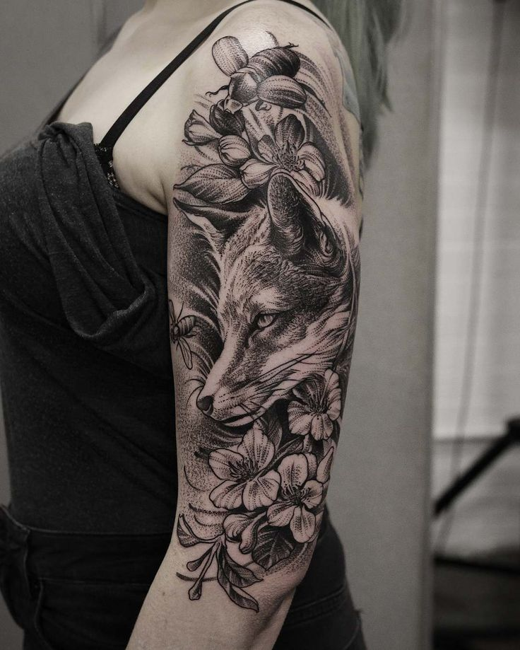 23 Scottish Tattoo Designs Ideas: 25+ Best Ideas About Fox Tattoo Design On Pinterest