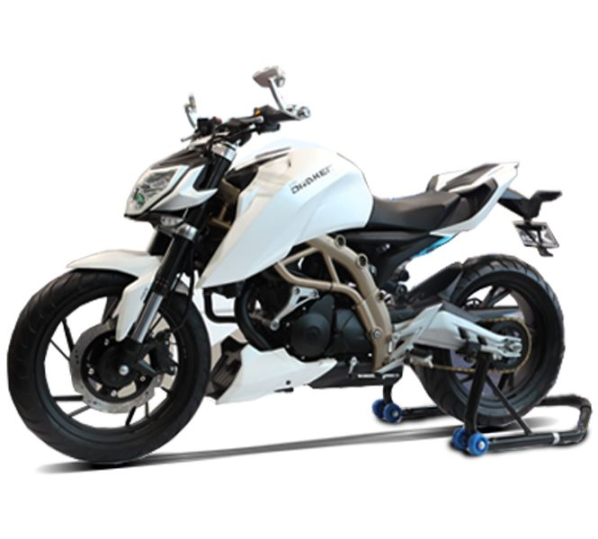 The TVS Motor Company is coming with a new concept upcoming, TVS Draken in the Indian market. This is a new sport bike and grumpy look. This motorcycle powered by 249.2CC . The great  design alloy wheel tyres, new seating position. To know more information TVS Draken click here.