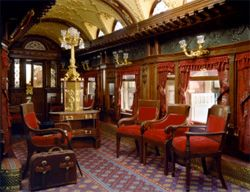 144 Best Private Varnish Pullman Train Cars Images On