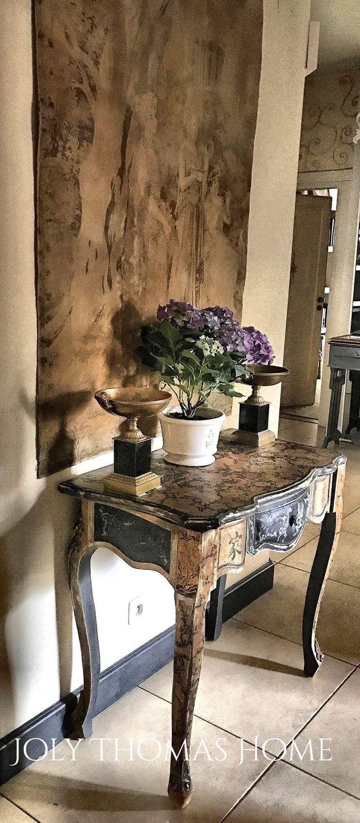 Chinoiserie  Interior Decor -Joly Thomas Home