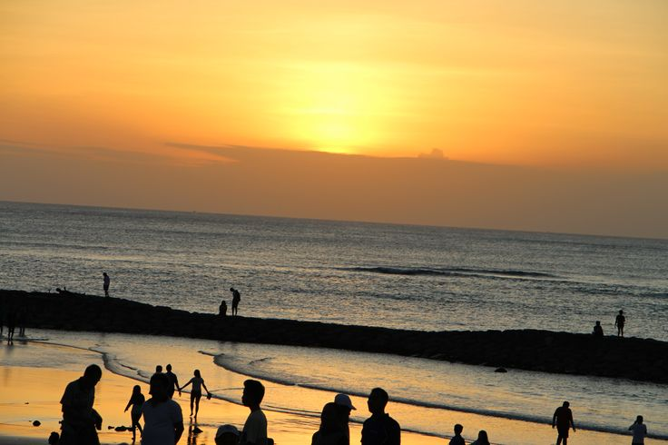 Enjoy The Sunset in Bali  Holiday in Bali get your great accommodation with us  www.baliprivatebooking.com Skype: Bali private booking