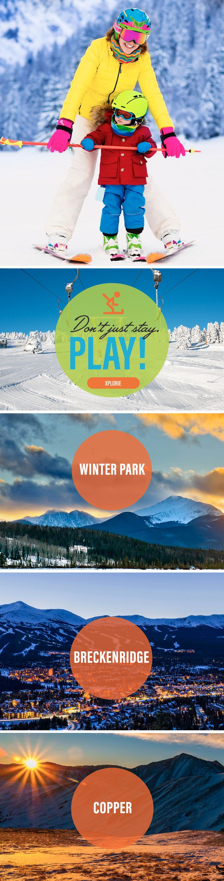 Find the perfect Colorado ski rental for the whole family and get more fun out of your trip. Enjoy free activities with every night of your stay!
