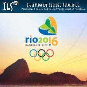 Olympic Games to Rio de janeiro 2016...I am ready to go