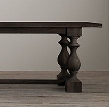 17th C. Monastery Rectangular Dining Table