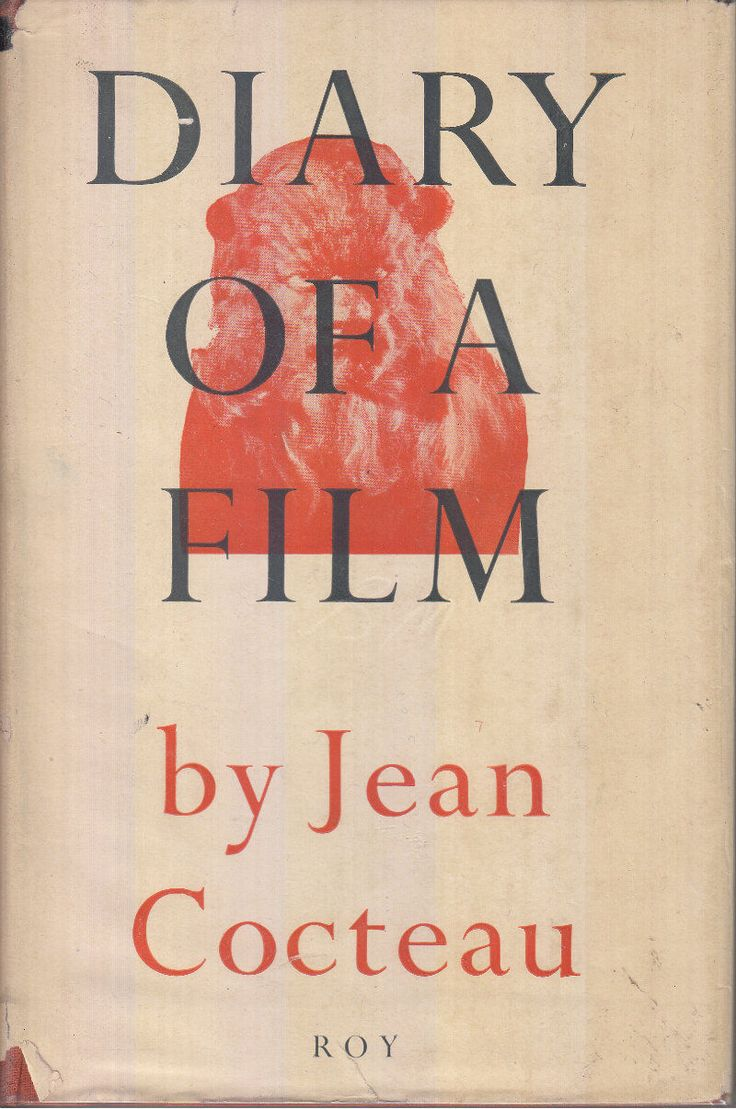 Diary of a Film by Jean Cocteau. Roy Publishers; New York; 1950