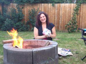 Fire-starter Robin