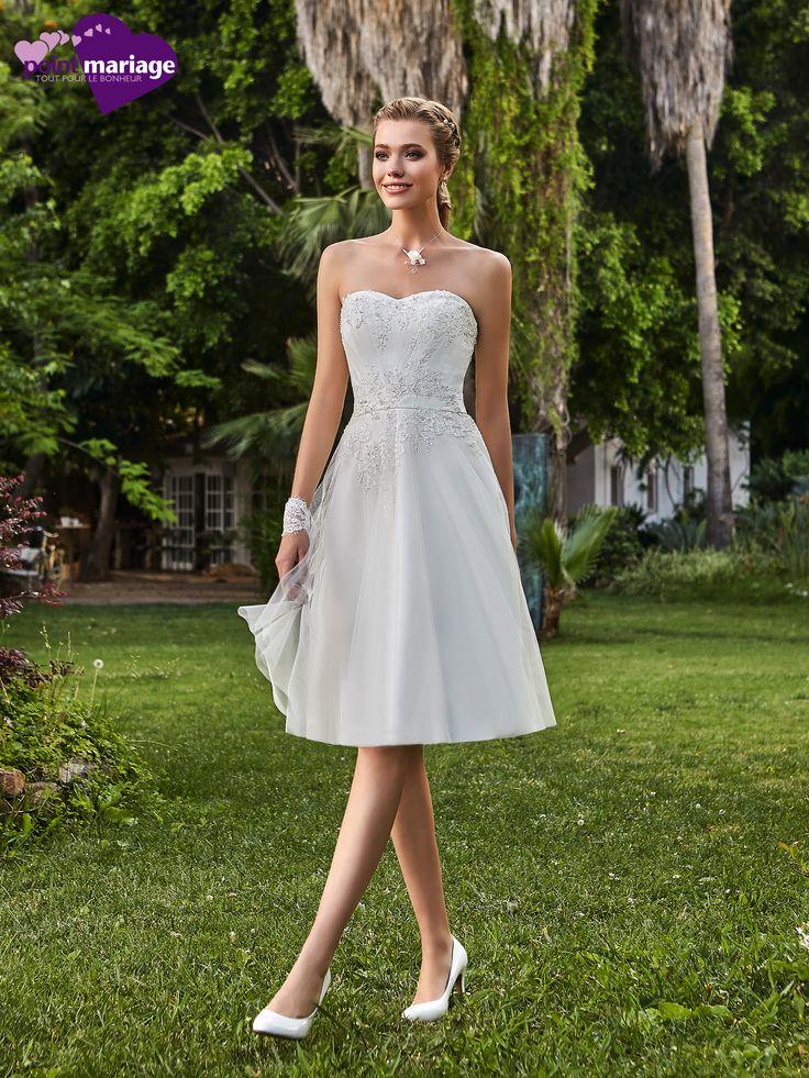 Les 25 meilleures id es de la cat gorie robes de mari e for Robes de jardin