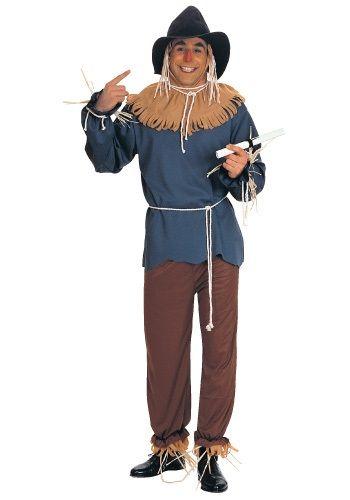 Scarecrow Costume - Adult Wizard of Oz Scarecrow Costumes