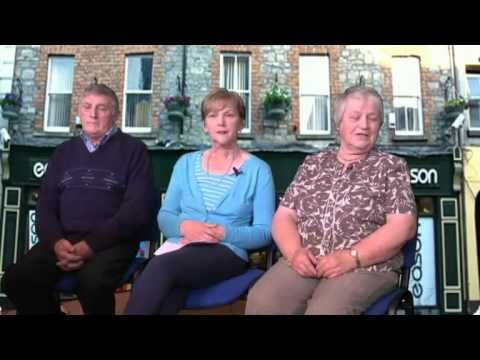 Kilmore Cathedral History and Lavey Tractor Charity Run on Cavan News an...