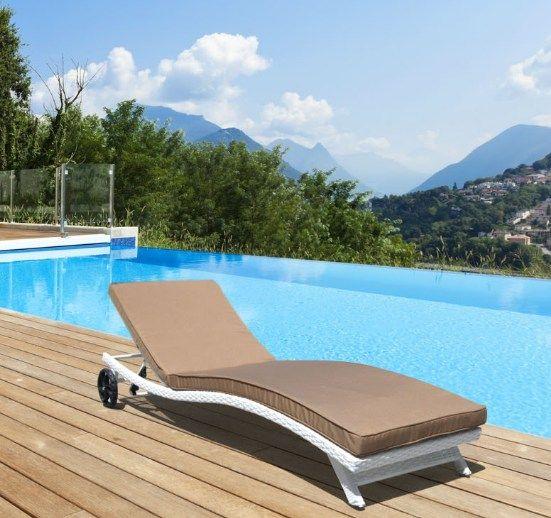 Oltre 25 fantastiche idee su mobili da giardino su - Lettini prendisole ikea ...