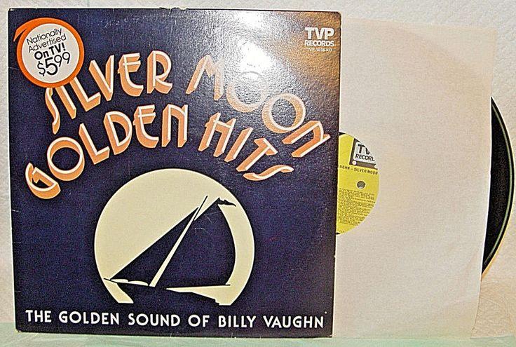 Billy Vaughn – Silver Moon Golden Hits (The Golden Sound Of Billy Vaughn) 1977