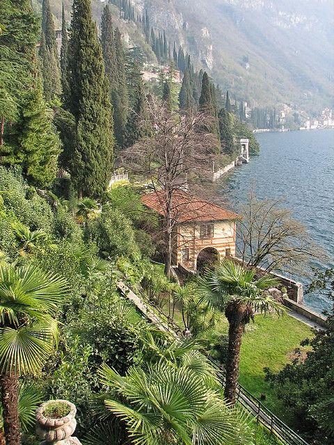 Villa Monastero, Varenna, Lake Como, Italy Lombardy