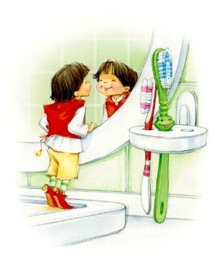 brossage de dents