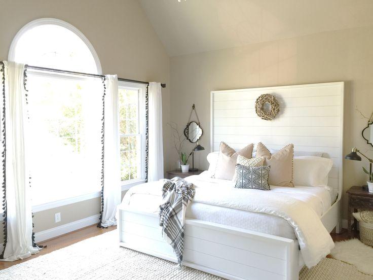 Modern Farmhouse Bedroom Bedroom And Closet Pinterest
