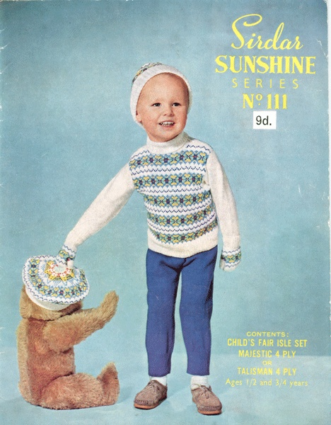 160 best Vintage knitting patterns - children's clothes ...