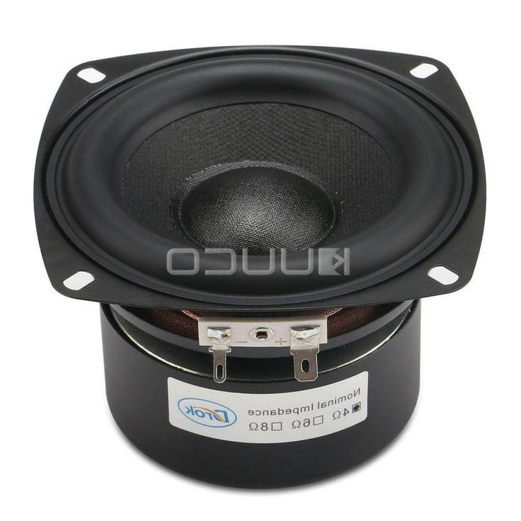 34.50$  Watch now - https://alitems.com/g/1e8d114494b01f4c715516525dc3e8/?i=5&ulp=https%3A%2F%2Fwww.aliexpress.com%2Fitem%2F40W-Woofer-Speaker-Antimagnetic-Loudspeaker-4-inch-4-ohms-Hi-Fi-Subwoofer-Speaker-Bass-Speaker-for%2F32738305949.html - 40W Woofer Speaker Antimagnetic Loudspeaker 4-inch 4 ohms Hi-Fi Subwoofer Speaker Bass Speaker for DIY speakers