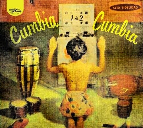 Various Artists - Cumbia Cumbia 1 & 2 was out of print and circulation for years. The compilations of 1960s and 1970s Colombian dance music became pricey on the used CD market. For classic cumbia, this is a definitive collection.