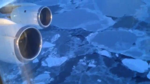 Kuzey Kutup Bölgesi'nde en düşük buz seviyesi