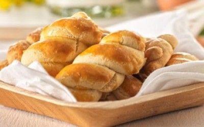Πασχαλινά Κουλουράκια gluten free